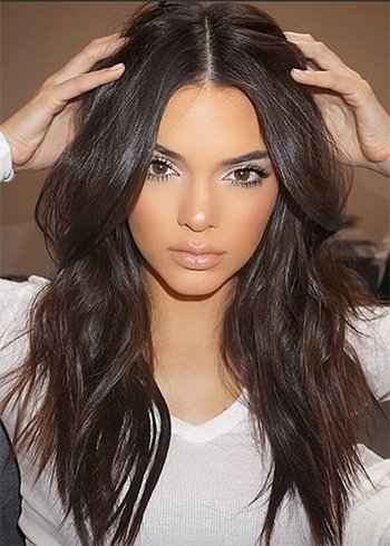 Kendall Jenner Hairstyles Easy To Do At Home