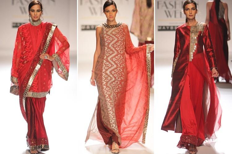 Kiran Uttam Ghosh at Amazon India Fashion Week