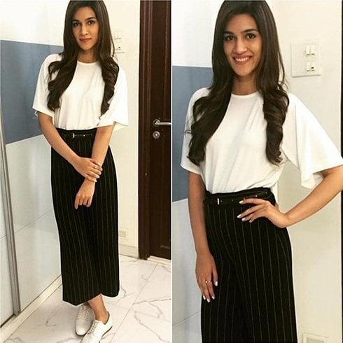 Kriti Sanon in Zara separates