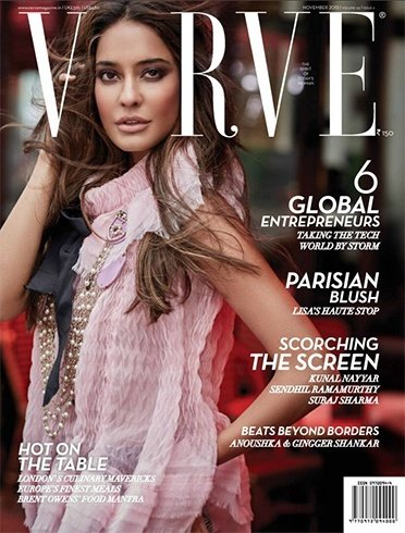 Lisa Haydon On The Cover Page