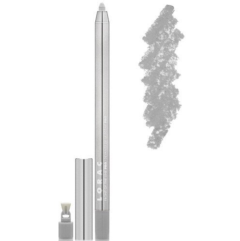 Lorac Front Of The Line Pro Eye Pencil In Silver