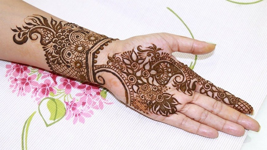 69 beautiful punjabi mehndi designs 2018 easy henna