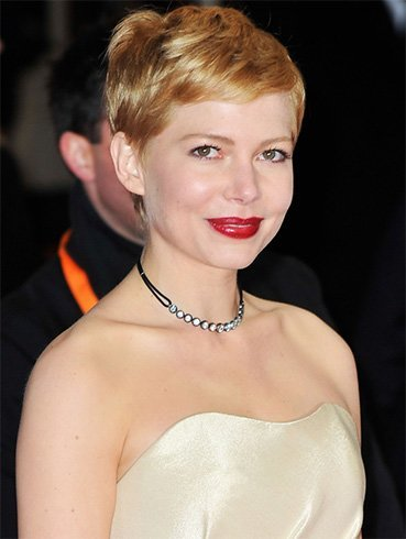 Michelle Williams choker