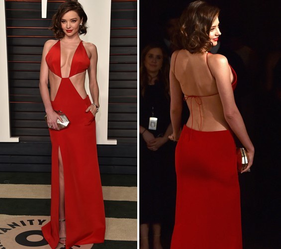 Miranda Kerr at Oscars Party 2016