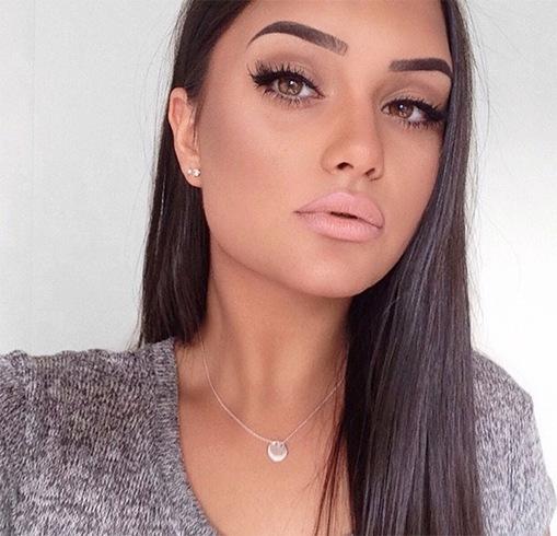 Natural Look Makeup In Summer
