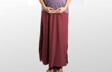 Organic Maternity Skirt