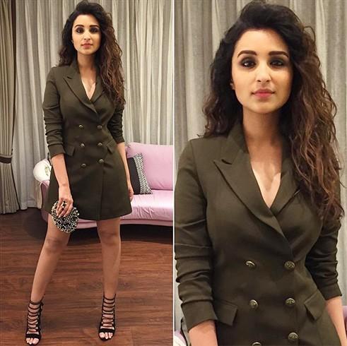 Parineeti Chopra at HT Most Stylish Awards 2016