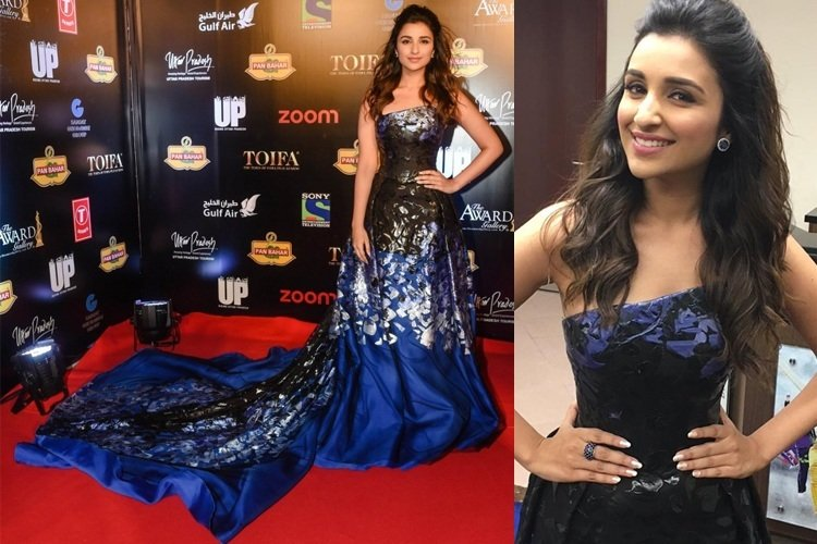Parineeti Chopra at 2016 TOIFA