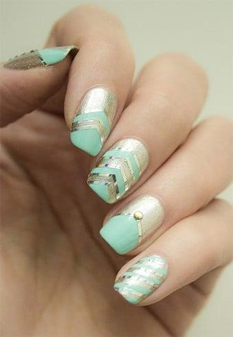 Mint Nail Ideas