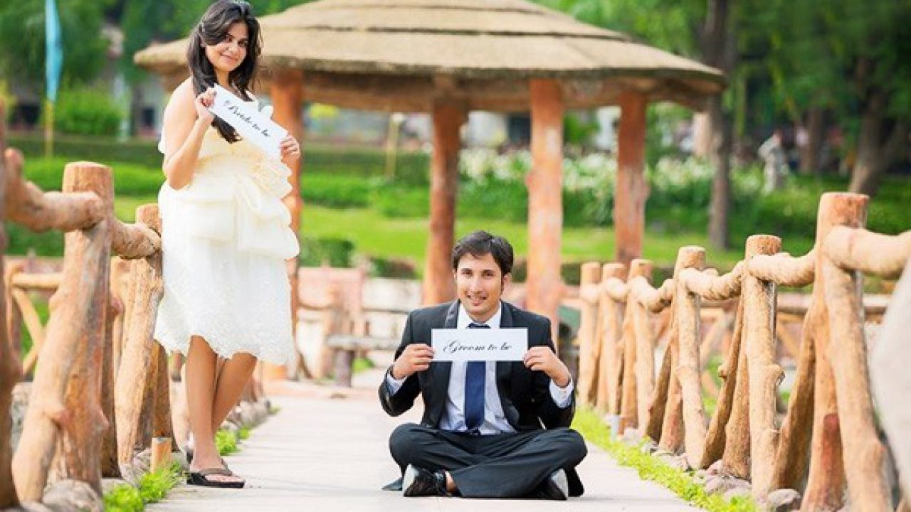 7 Quirky Ideas For Pre Wedding Photoshoots In Indian Surroundings