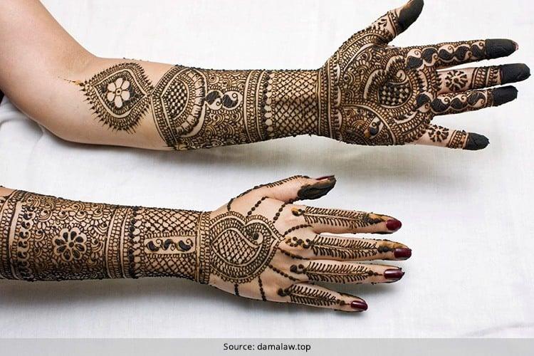 Punjabi Mehndi Designs