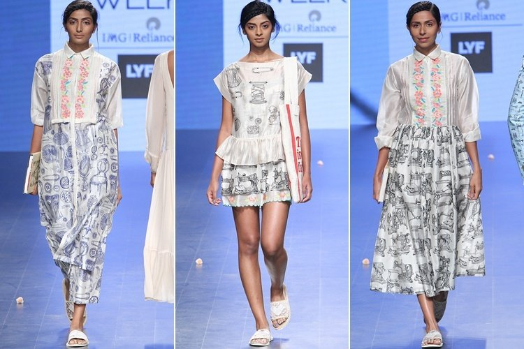 Quirkbox at Lakmé Fashion Week summer resort 2016