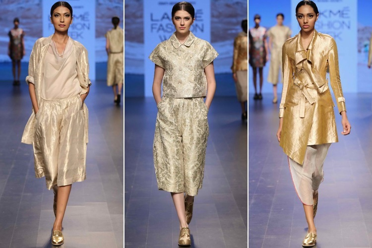 Rajesh Pratap Singh at Lakme Fashion Week 2016