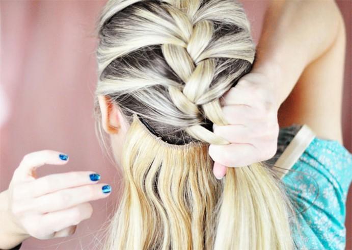 Reason For Hair Breakage