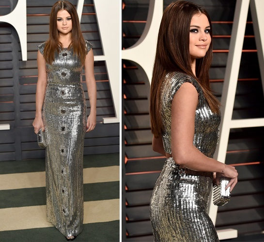 Selena Gomez at Oscars Party