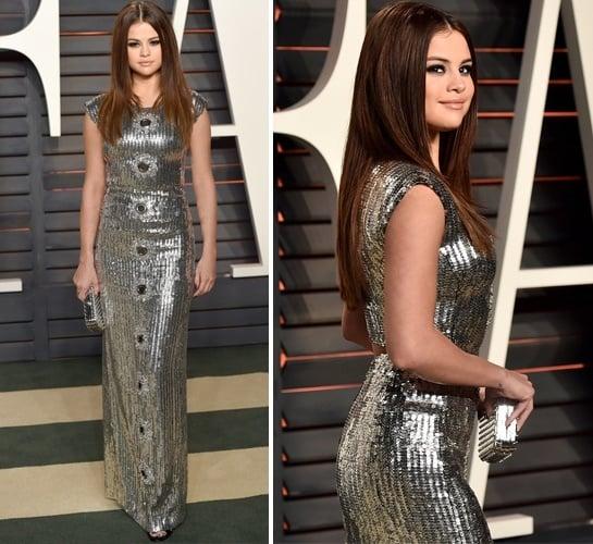 Selena Gomez at Oscars Party