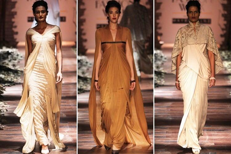 Shantanu Nikhil at Amazon India Fashion Week