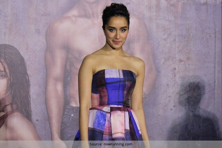 Shraddha Kapoor At Baaghi Trailer Launch