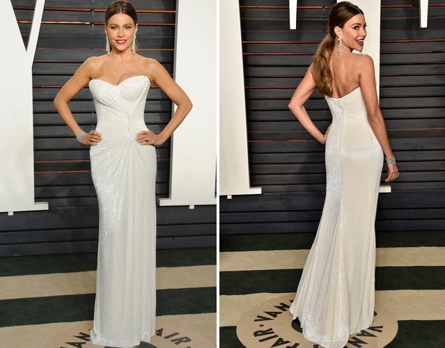 Sofia Vergara at Oscars Party 2016