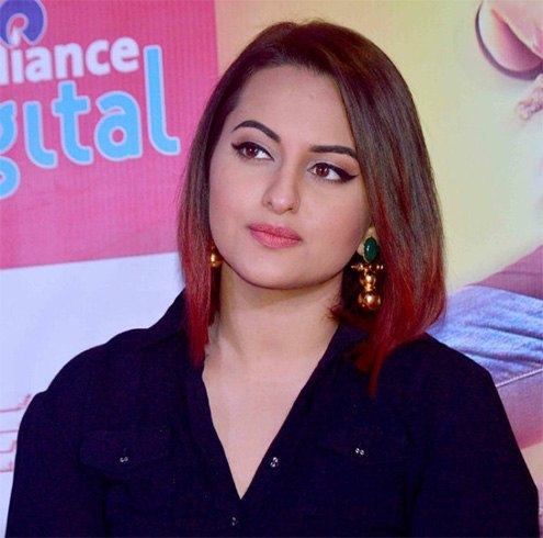 Sonakshi Sinha Haircut And Hairstyles Because The Girl