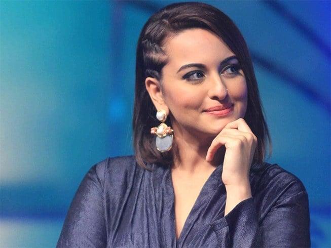 Sonakshi Sinha Haircut And Hairstyles