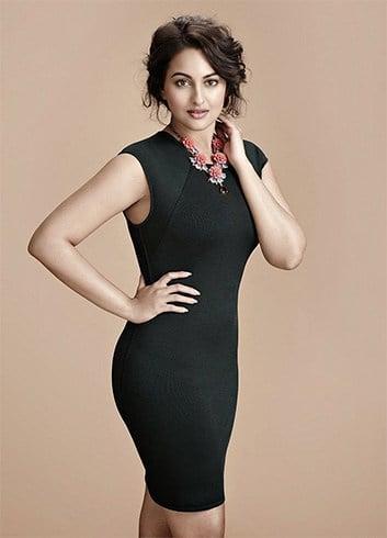 Sonakshi Sinha Hairstyle