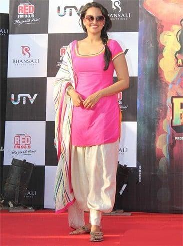 Sonakshi Sinha Dressing Style