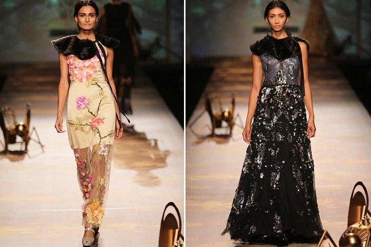 Varun Bahl at Amazon India Fashion Week 2016