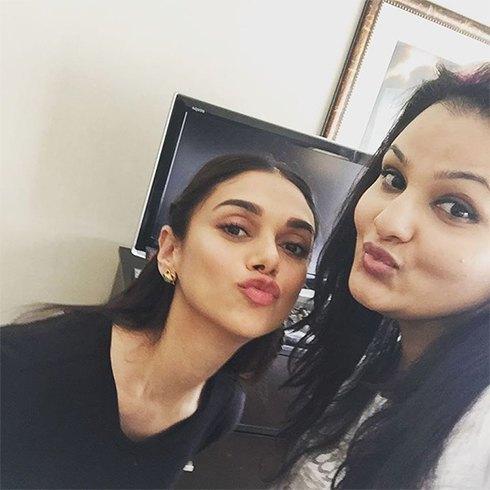 Aditi Rao Hyadri Makeup