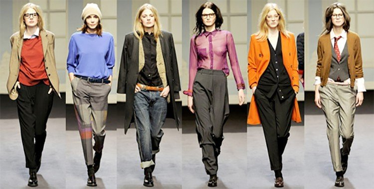 Androgyny Fashion Trends