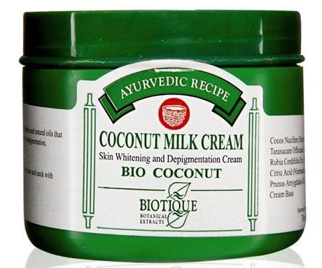 Biotique Coconut Milk Cream