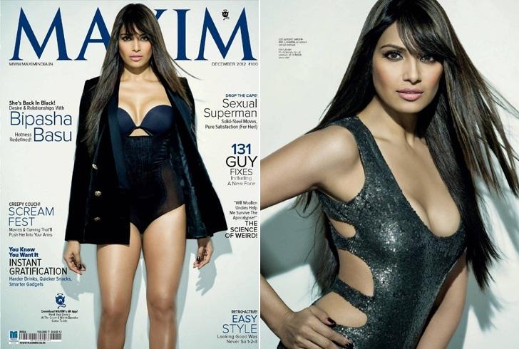 Bipasha Magazine Cover Photos