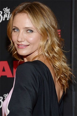 Cameron Diaz Again