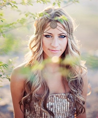 Chick Bohemian Hairstyles For Long Hair