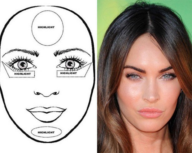 A mini guide on makeup contouring for different face shapes contouring makeup tutorial for oblong face ccuart Gallery