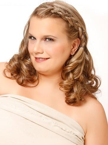 Curly Bohemian Hairstyles For Medium Hair