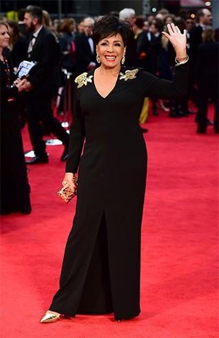 Dame Shirley Bassey at Olivier Awards