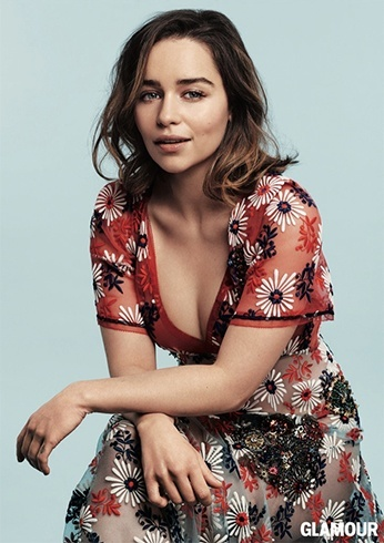 Emilia Clarke Magazine Covers