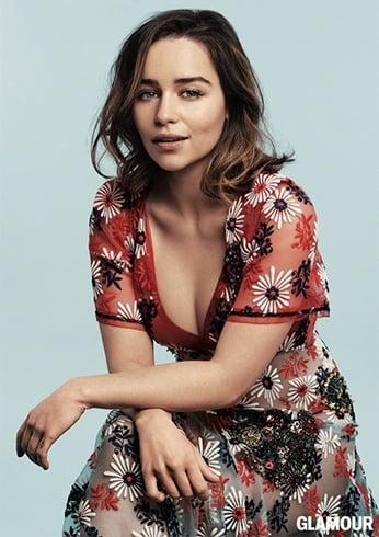 Emilia Clarke Magazine Covers