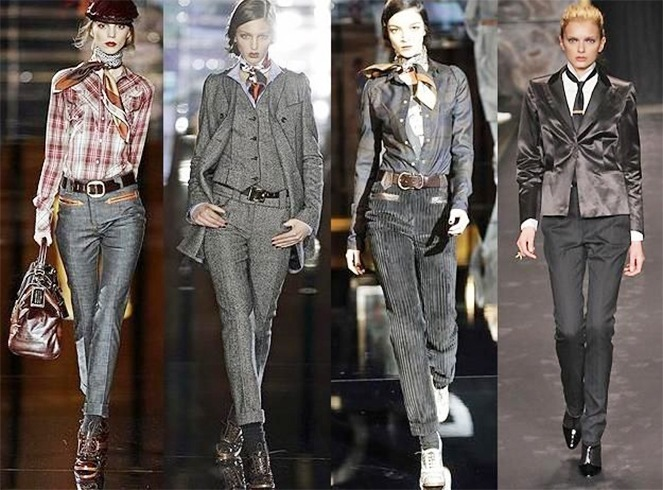 Fashion Style For Androgyny