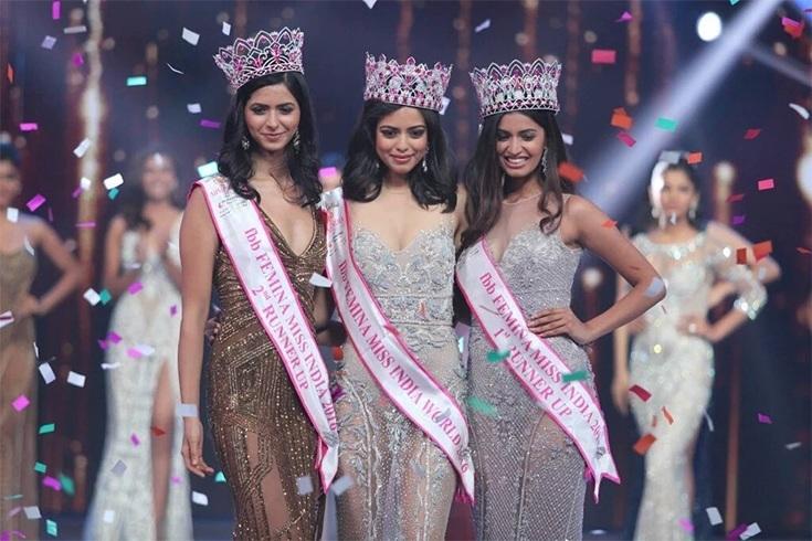 Femina Miss India 2016 Winners