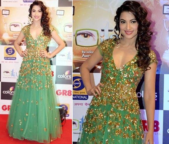 Gauhar Khans Fashion Diaries