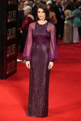 Gemma Arterton at Olivier Awards