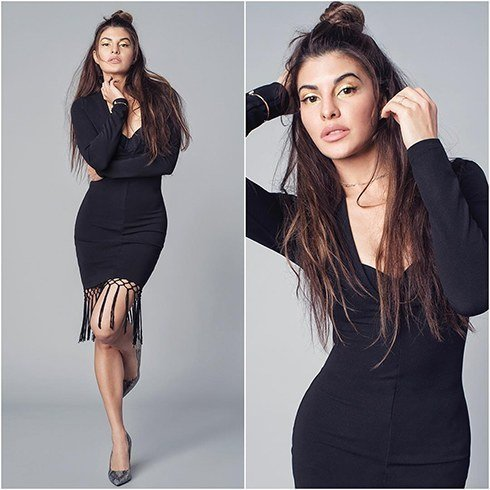Jacqueline Fernandez Photoshoot for Juice Megazine Cover