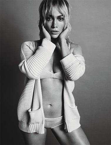 Jennifer Lopez On W 2016 Megazine