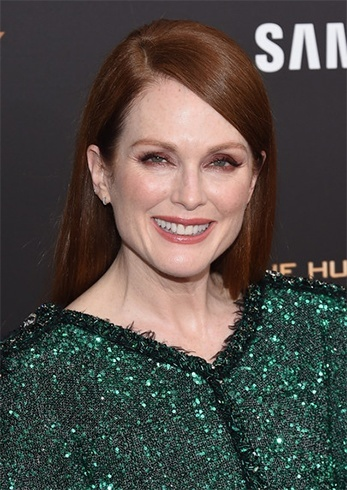 Julianne Moore Best Long Hairstyles