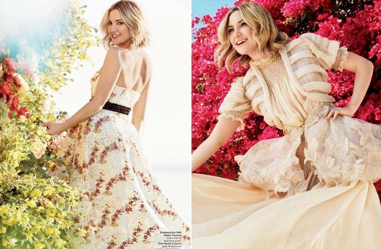 Kate Hudson on the Cover of InStyle