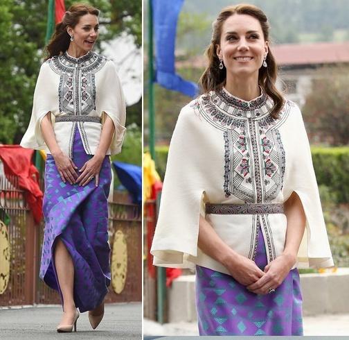 Kate Middleton Earrings By Kiki McDonough