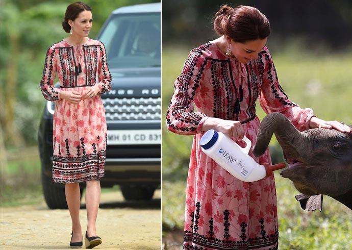 Kate Middleton India Visit Gallery