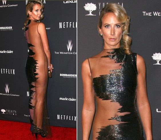 Lady Victoria Hervey Red Carpet Dresses